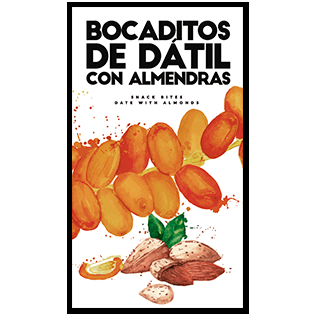 bocaditos bocadito datil almendra