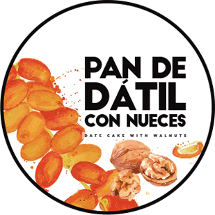 frutas secas pan datil nueces