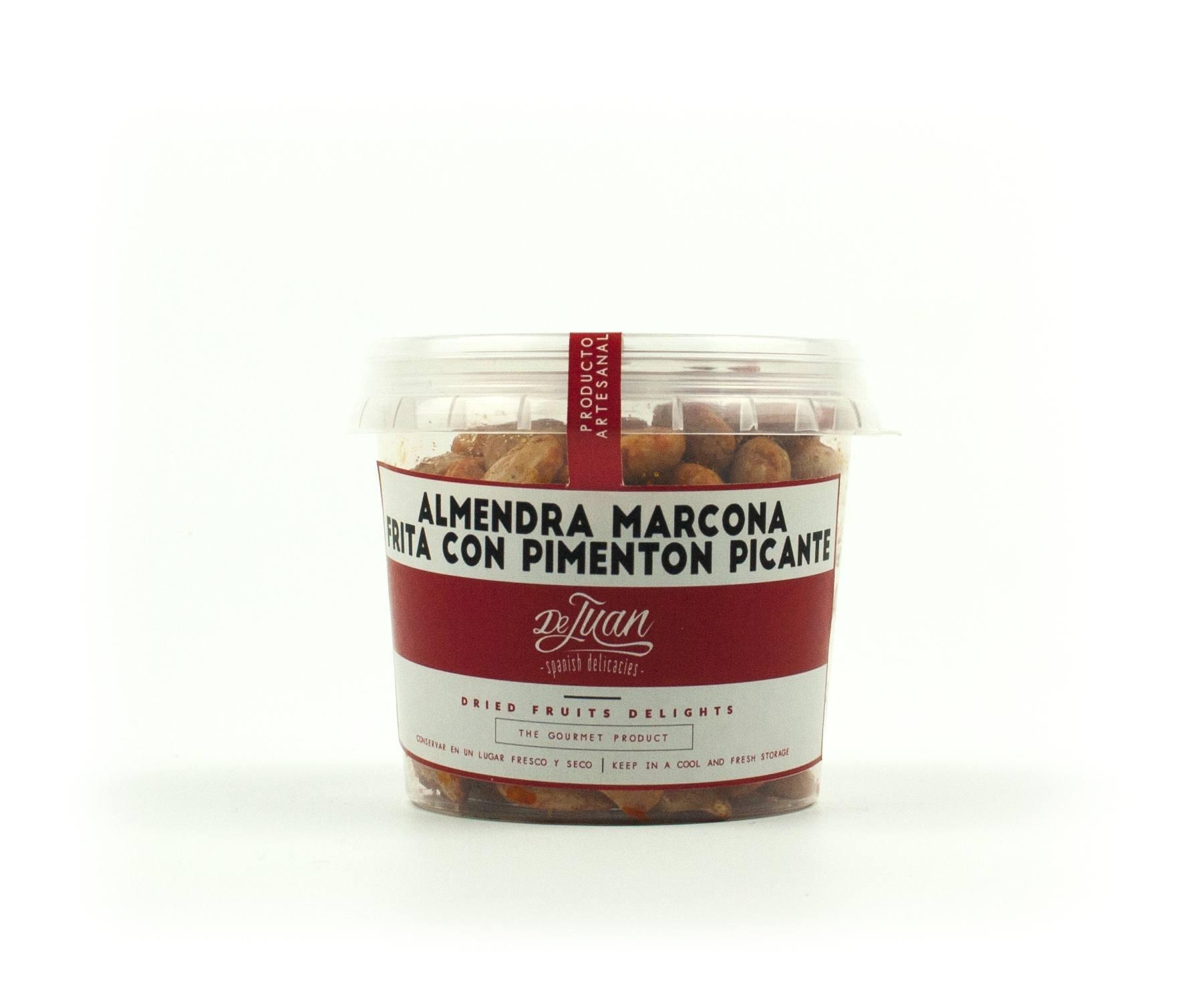 Almendra Marcona Frita con Pimentón Picante