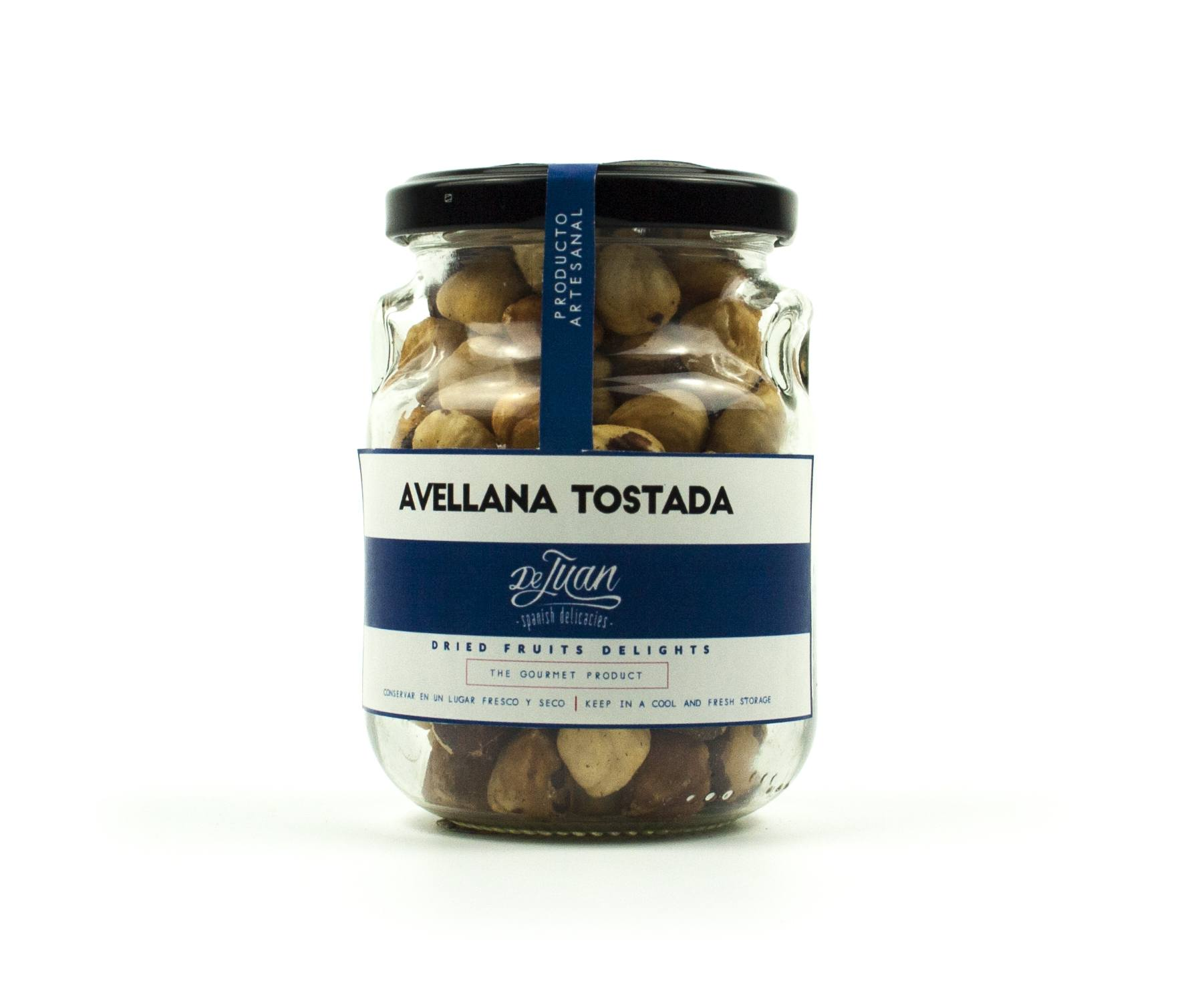 Avellana Tostada