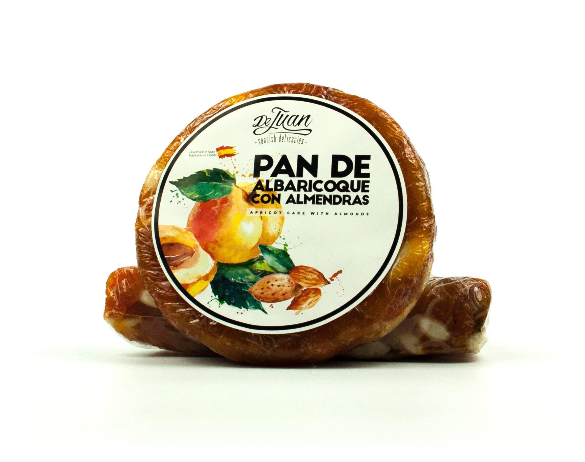 Pan de Albaricoque con Almendras