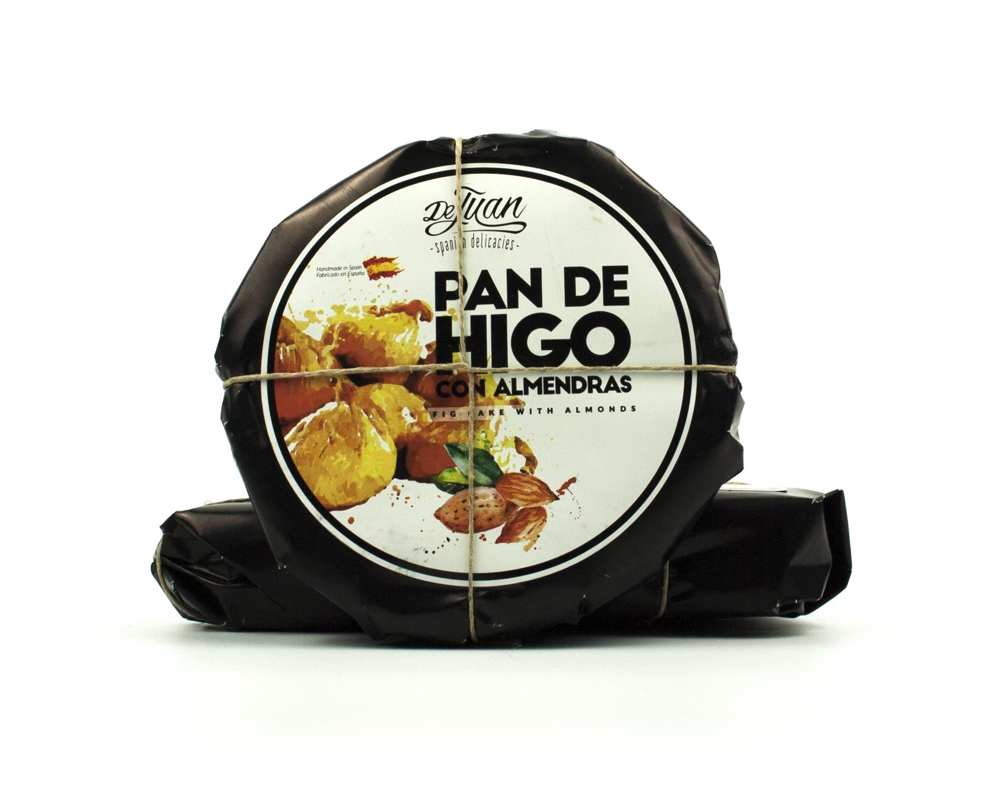 Pan de Higo con Almendras Gourmet