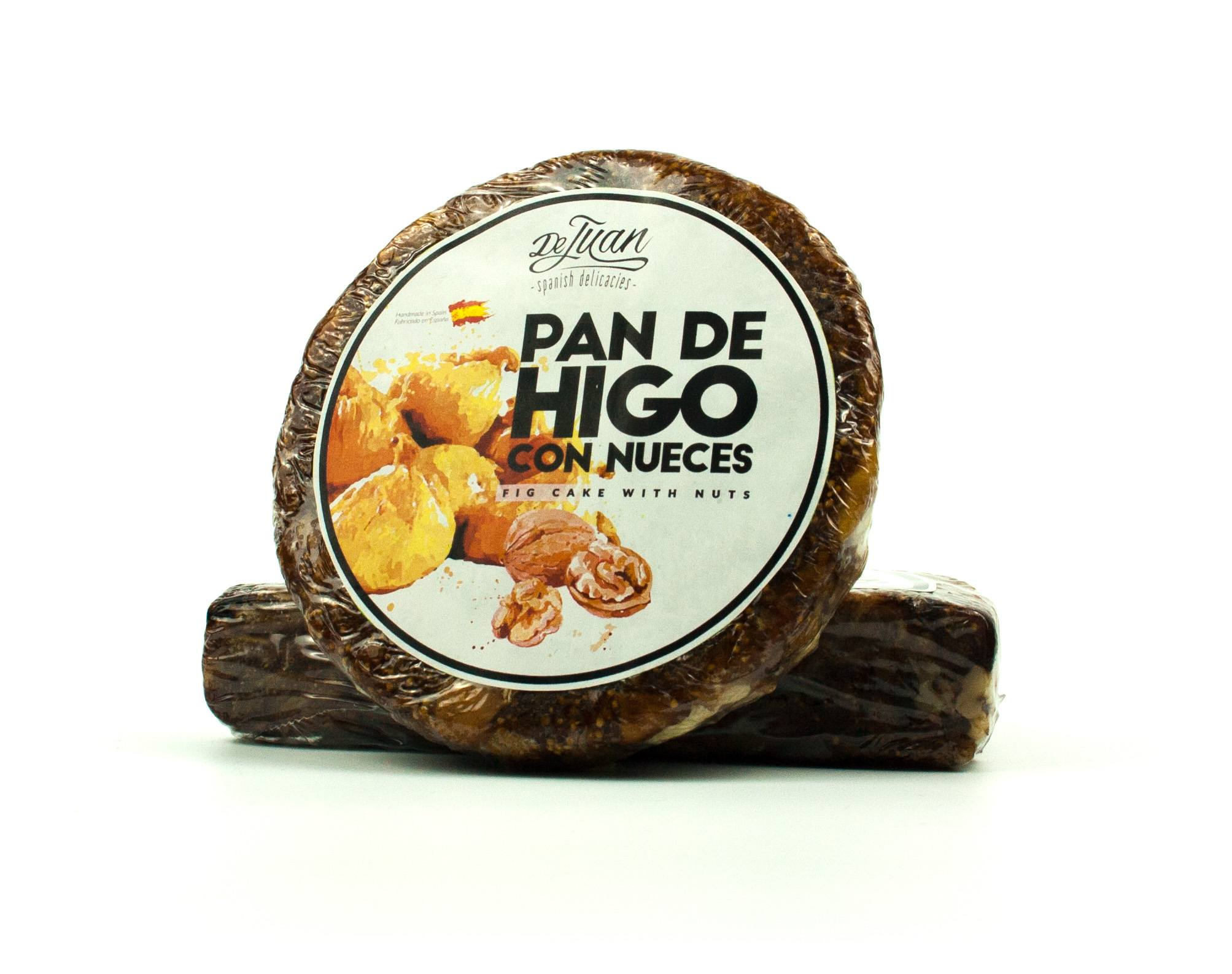 Pan de Higo con Nueces