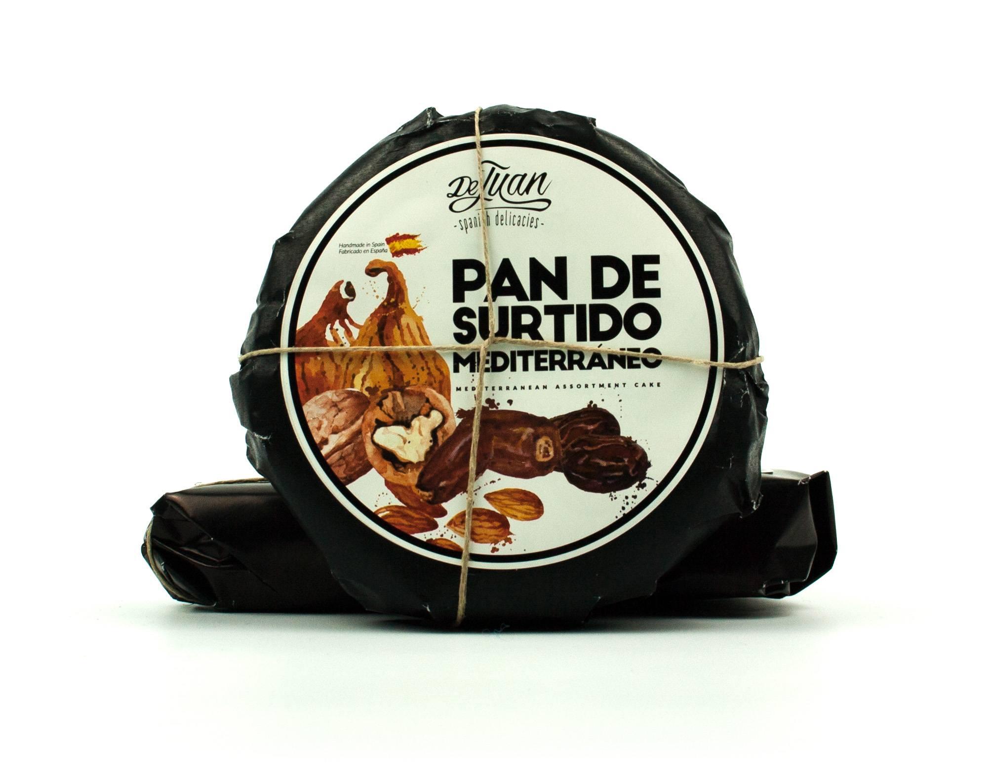 Pan de Surtido Mediterráneo Gourmet