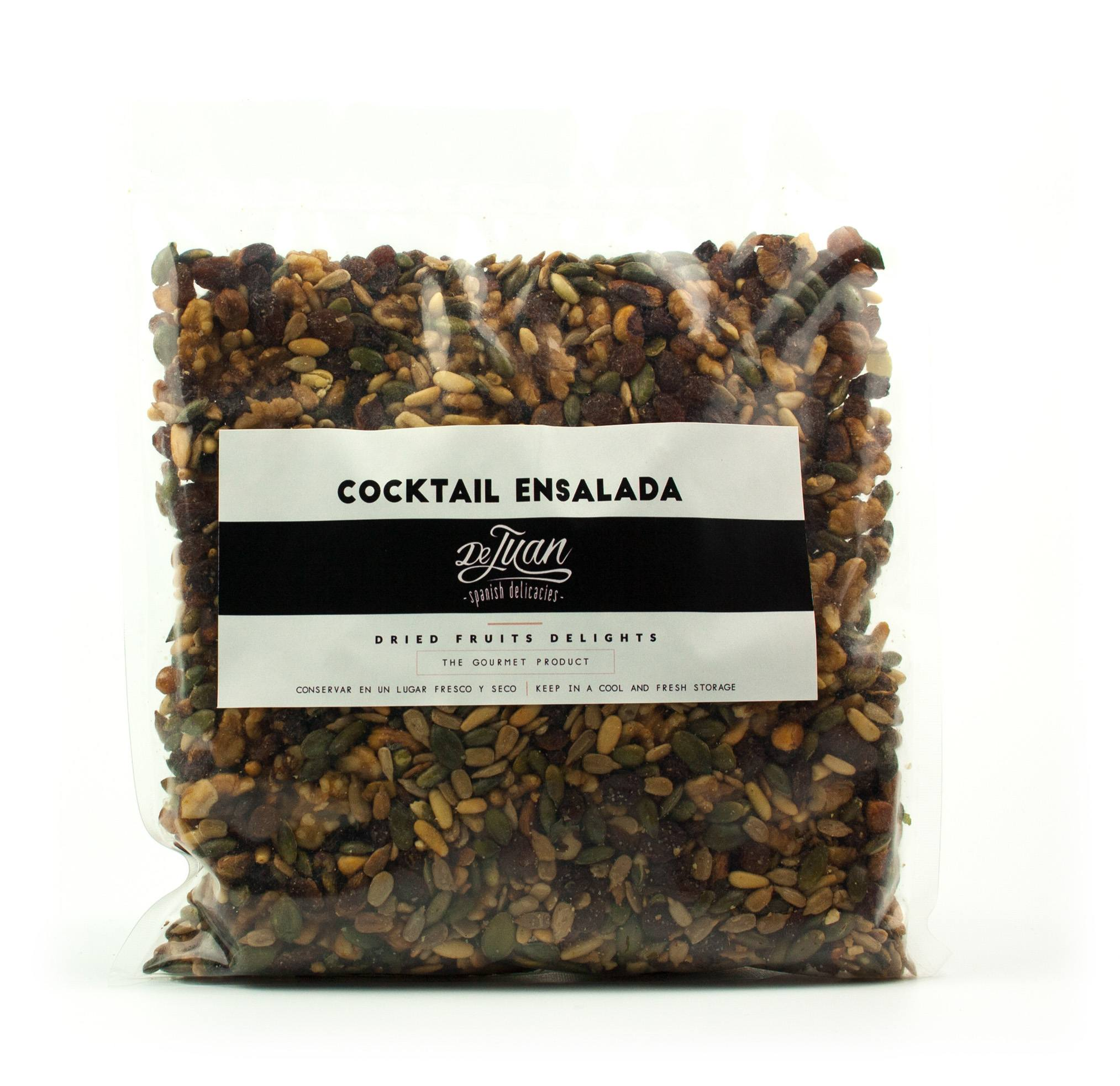 Saco de Cocktail de Ensalada
