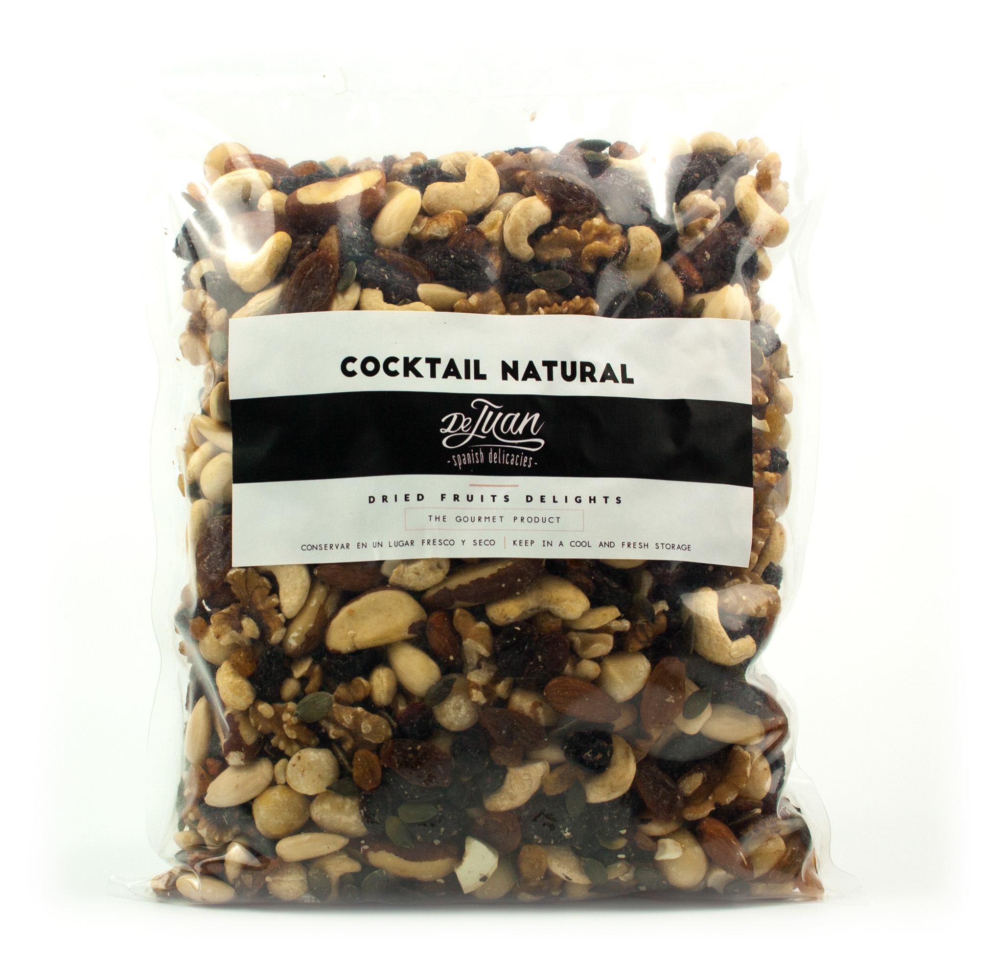 Saco de Cocktail Natural
