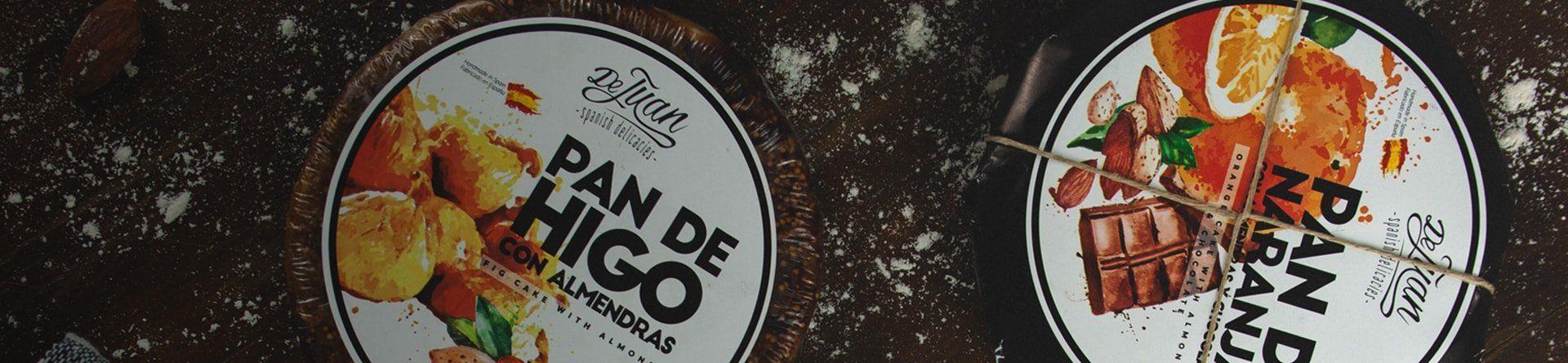 Panes de Higo y Frutos Secos De-Juan